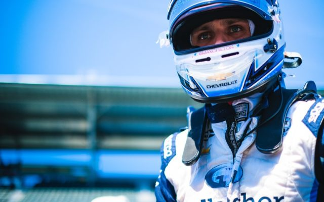Max Chilton – Indianapolis Motor Speedway.  © [Jamie Sheldrick/ Spacesuit Media]