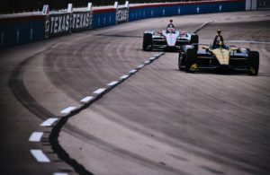 Marcus Ericsson on track at Texas Motor Speedway. © [Jamie Sheldrick/ Spacesuit Media]