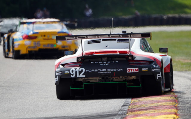 Exiting Turn 6.  [Photo by Jack Webster]