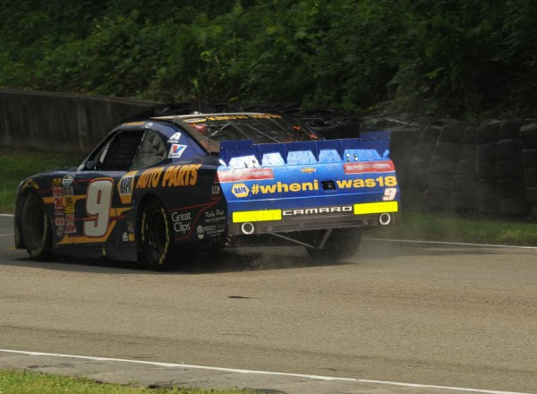 What were you doing at 18 years old?  Chase Elliott is racing at Road America.  [John Wiedemann Photo]