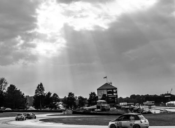 Mixed conditions challenged the drivers at Mid Ohio Raceway.  [Andy Clary Photo]