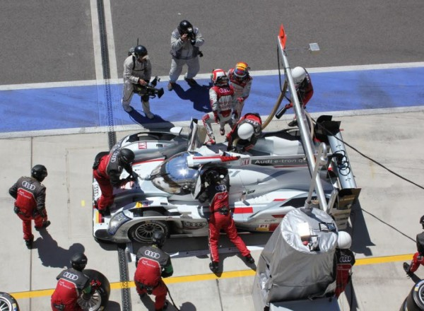 Audi will be in Austin with their Audi R18 e-tron quattro, going for the overall victory.  [Photo by Jack Webster]