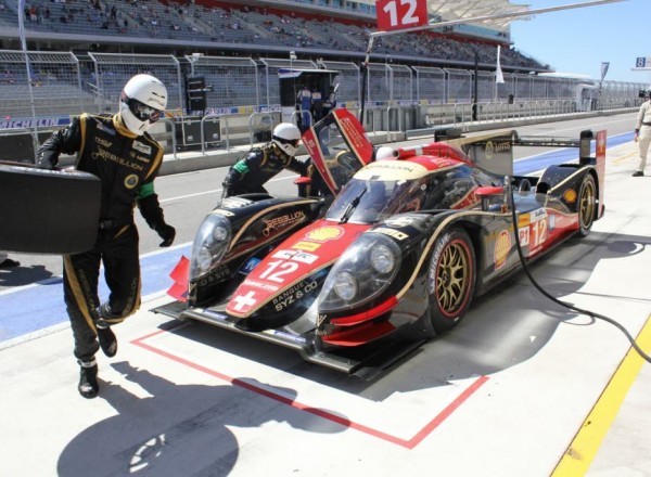 Rebellion Racing will be on hand for the FIA-WEC race.  [Photo by Jack Webster]