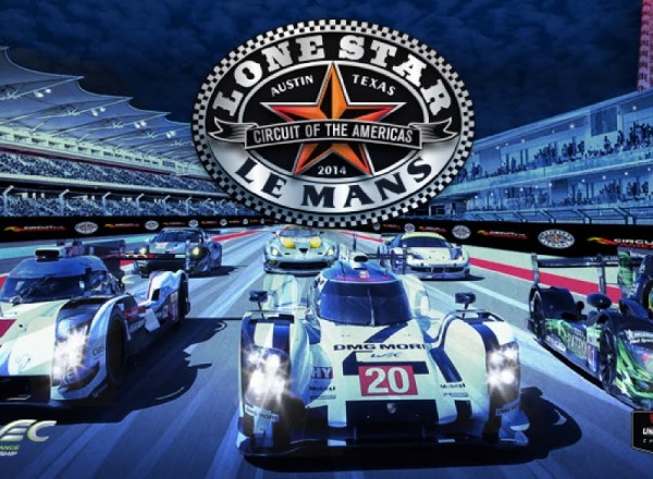 The Circuit of the Americas Lone Star Le Mans weekend – you have to be there.  [Illustration courtesy of COTA]