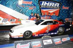 >Southern Nationals winner John Montecalvo [Chris Simmons/IHRA Photo]