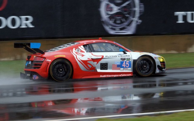 Audi R8 LMS.  [Jack Webster Photo]