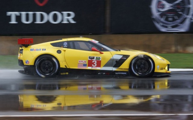 Corvette C7.R.  [Jack Webster Photo]
