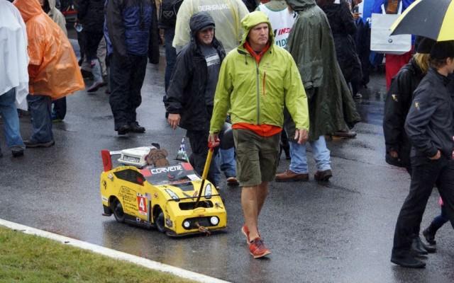 Nice wagon.  [Jack Webster Photo]