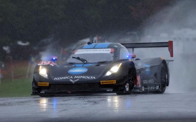 Corvette DP.  [Jack Webster Photo]