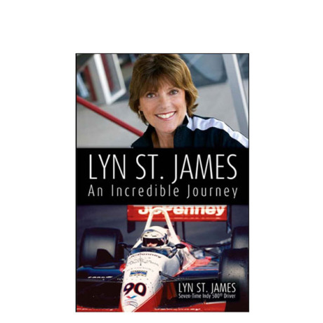 """Being successful in racing is not just about driving fast…it's about passion, preparation, experience and opportunity…and being fast."" – Lyn St. James"