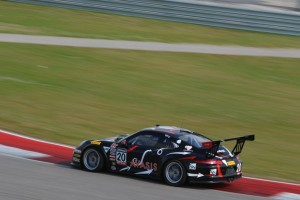 Sloan Urry captured the GT Cup class Round 2 victory at COTA.  [Michael Wells Photo]