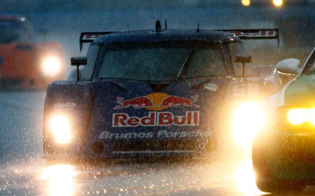 Daytona in the rain. Digital original image.  [Photo by Jack Webster]