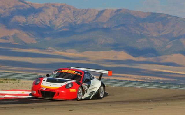 Patrick Long – Porsche GT3R.  [Michael Wells Photo]