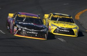 Will it be a battle of Joe Gibbs Racing drivers at New Hampshire this weekendin the Bad Boy Off Road 300 NASCAR Sprint Cup Series race? [Credit: Todd Warshaw/NASCAR via Getty Images]