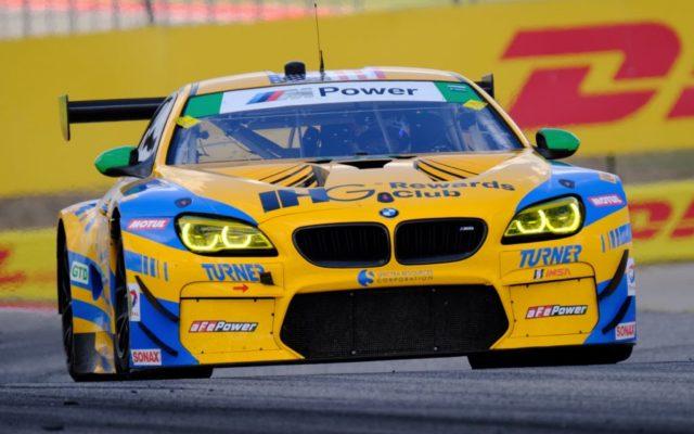 Turner Motorsports took GTD honors.  [Photo by Jack Webster]