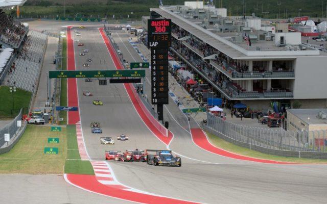 Race start.  [Photo by Jack Webster]