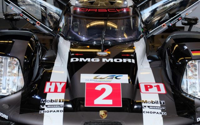 Porsche 919.  [Jack Webster Photo]