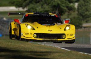 Oliver Gavin and Tommy Milner took GTLM for Corvette. [Photo by Jack Webster]