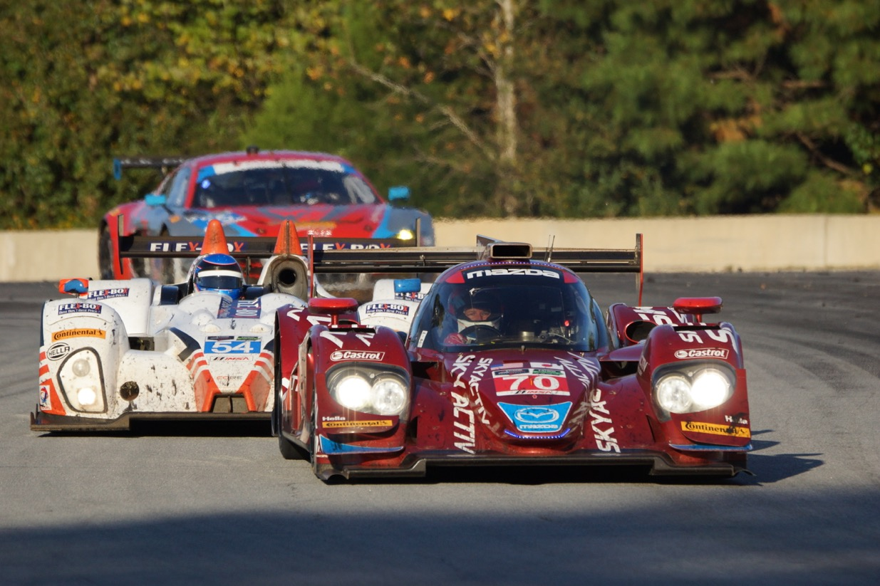 Mazda is joining IMSA Dpi in 2017. [Photo by Jack Webster]