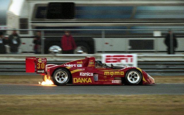 Ferrari 333sp at Daytona. Could Ferrari come to Dpi?  [Photo by Jack Webster]