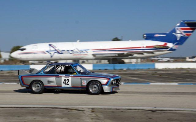 1973 BMW CSL.  [Photo by Jack Webster]