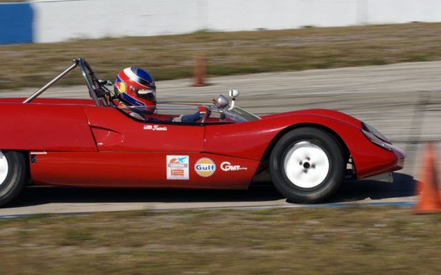 1962 Lotus 23b.  [Photo by Jack Webster]