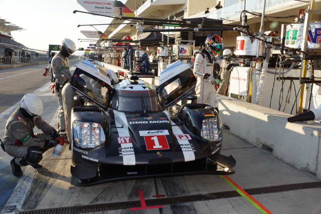 Porsche is in the WEC, but for how long? [Photo by Jack Webster]