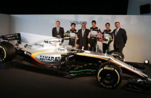 Photo courtesy of Force India