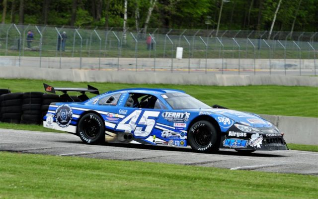 #45 Brad Dahmer (1994 Monte Carlo) in Group10 & 1GT qualifying on Saturday at Road America.  [Dave Jensen Photo]