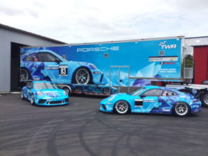 The TWR Porsches