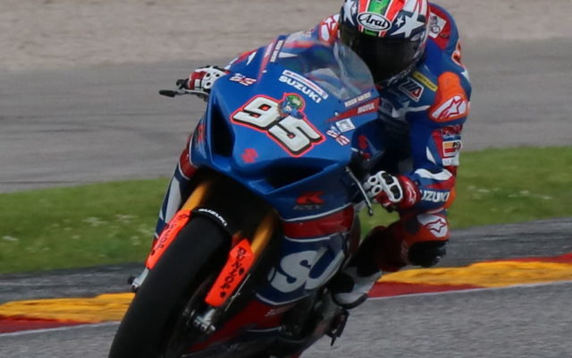 Roger Hayden races through turn 6 at Road America.  [Tim Crosslen Photo]