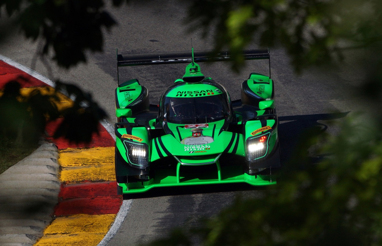 IMSA has been able to see the forest through the trees. [Photo by Jack Webster]