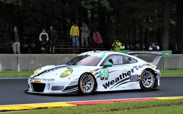 50 Cooper MacNeil/Gunnar Jeanette (PORSCHE 911 GTE R).  [Dave Jensen Photo]