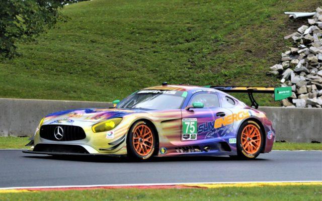 #75 Tristan Vautier/Kenny Habul (MERCEDES-AMG GT3)  [Dave Jensen Photo]