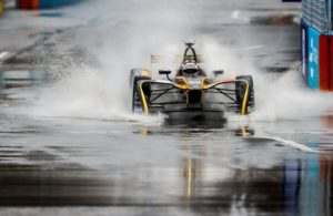 Will Porsche make a big splash in Formula e in 2019? [photo courtesy Formula e]