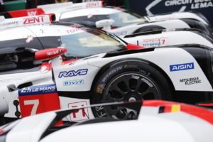 Can Toyota recover from Le Mans?  [Photo by Toyota Motorsport GmbH]