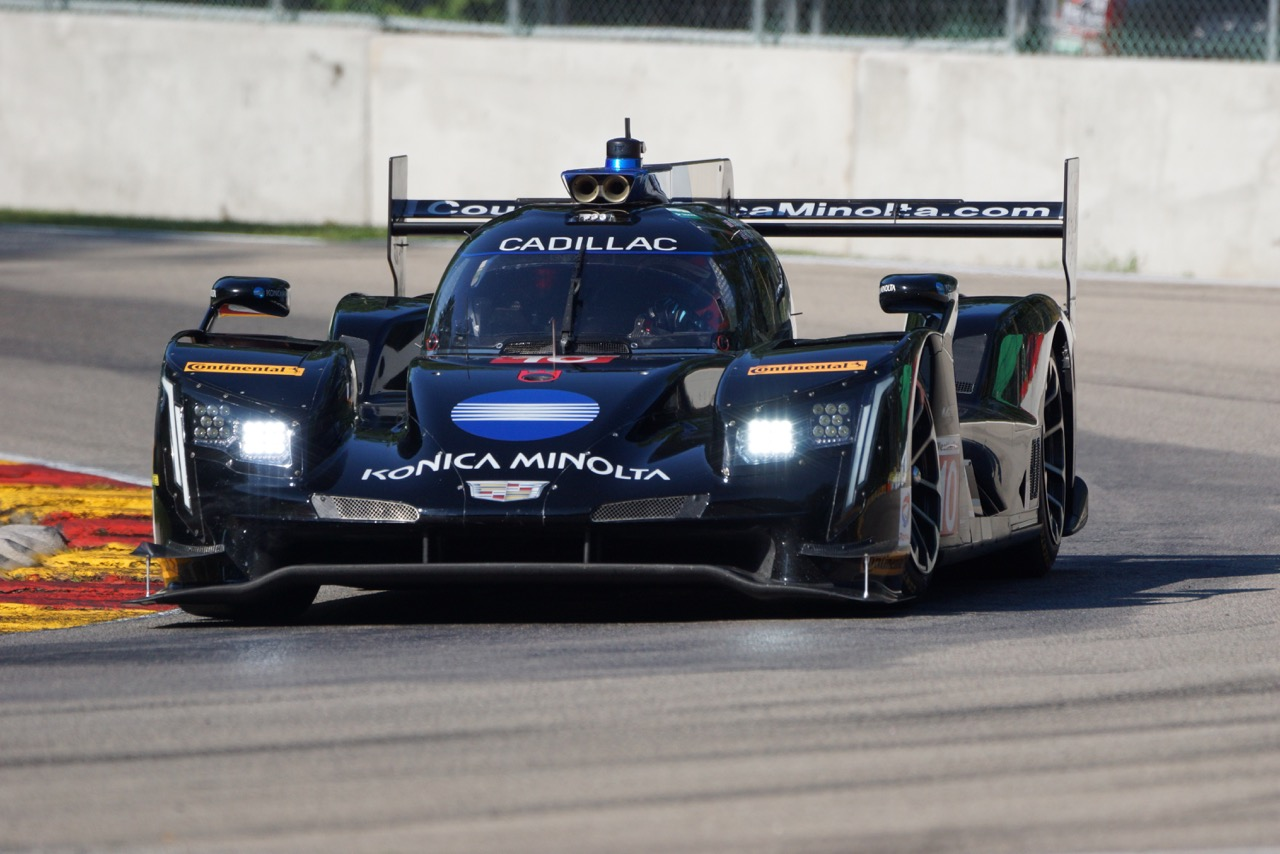Will Cadillac take the Prototype championship? [Photo by Jack Webster]