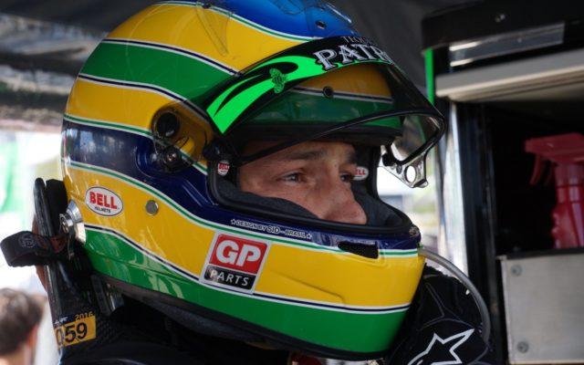 Bruno Senna.  [Photo by Jack Webster]