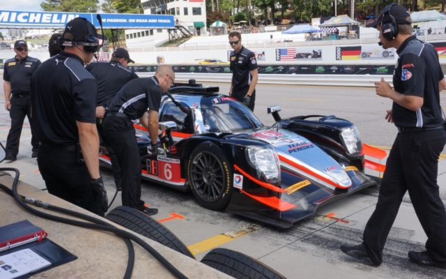Team Penske came to Petit Le Mans well prepared.  [Photo by Jack Webster]