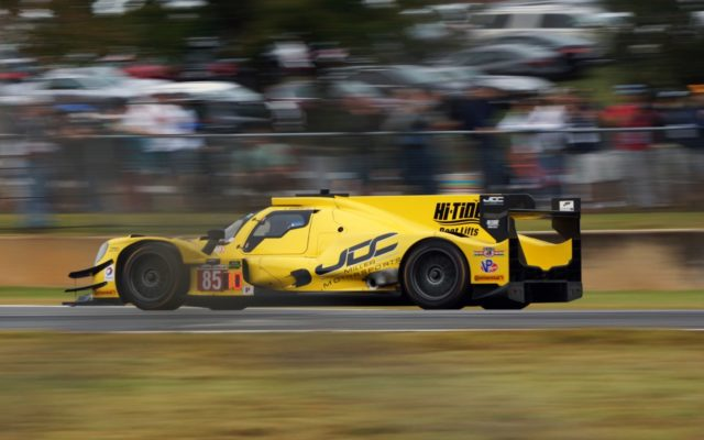 JDC-Miller Motorsports Oreca LMP2.  [Photo by Jack Webster]