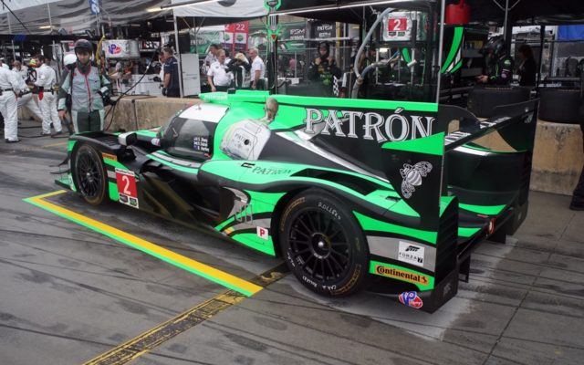 Tequila Patron ESM Nissan DPi.  [Photo by Jack Webster]