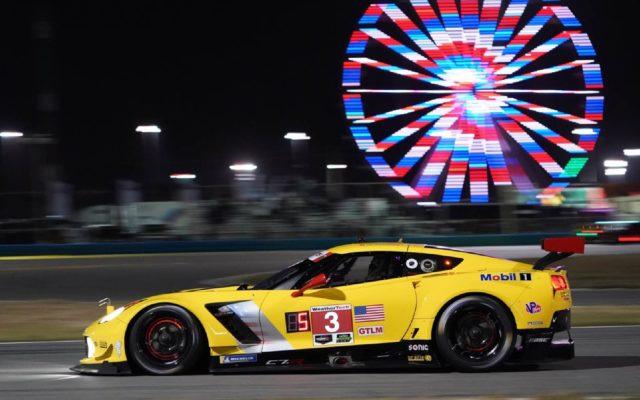 Corvette took pole in GTLM.  [Photo by Jack Webster]