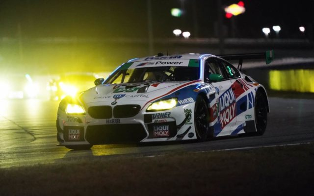 Turner Motorsport BMW M6 GT3.  [Jack Webster Photo]