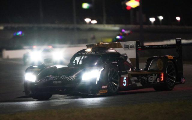 The Daytona winner looks for success at Sebring.  [Photo by Jack Webster]