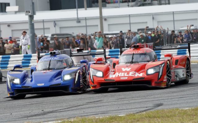 Competition at Sebring will be as close as Daytona.  [Photo by Jack Webster]