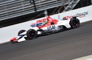 Conor Daly. [John Wiedemann Photo]