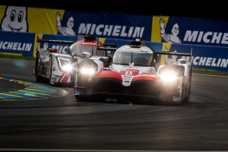 Le Mans winner. [Photo by ACO]