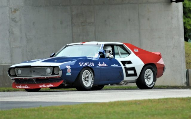 #6 Bill Ockerlund (71 AMC Javelin)  [Dave Jensen Photo]