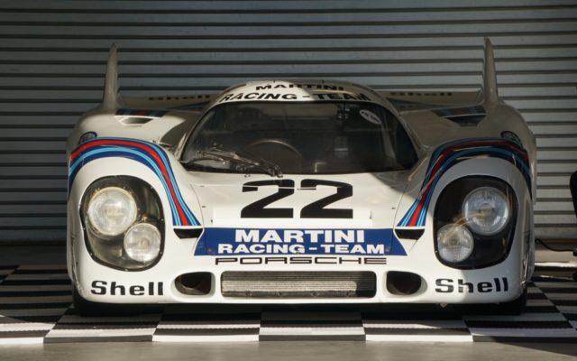Le Mans winner at rest.  [Photo by Jack Webster]