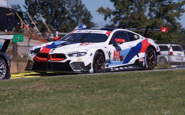 Alex Zandardi will pilot one of the BMWs at Daytona.  [Photo by Jack Webster]